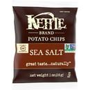 Kettle Foods Sea Salt Potato Chips 1 Ounces - 72 Per Case