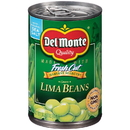 Del Monte Harvest Select Green Lima Bean 15.25 Ounce Can - 12 Per Case