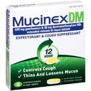 Mucinex Dm Regular Strength Blister Pack 24-6 Each