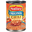 Nalley Original Chili Con Carne With Bean 14 Oz