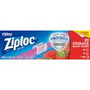 Ziploc Slider Quart Storage Bag 20 Per Pack - 12 Per Case