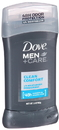 Dove 07216 Dove Men+Care Men+Care Deodorant Clean Comfort 12 3 oz