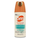 Off 71037 Family Care Smooth & Dry Aerosol 12-2.5 Ounce