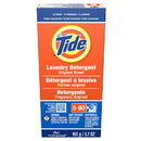 Tide Professional 51042 Tide Laundry Detergent 4-Load Concentrate Powder 5-80 14/5.7 oz