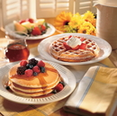 Pioneer Morning Bounty Buttermilk Pancake And Waffle Mix 5 Pounds Per Pack - 6 Per Case