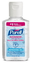 Purell Flip Cap Bottle Instant Hand Sanitizer 24 Per Case