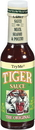 Try Me Gourmet 00075076160019 6/5 Ounce Bottle Try Me Tiger Gourmet Sauce