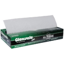 Glenvale Interfolded Medium Weight Dry Waxed Deli Papers 12X10.75 White