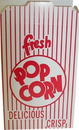 Boxes Popcorn Automatic Bottom 1-500 Count