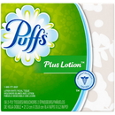 Puffs Plus Cube 24-56 Count