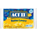 Butter Lover S(R) Tray 4/18 2.75 Oz