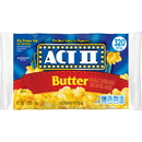 Act Ii Microwave Popcorn Tray Butter 4-18-2.75 Ounce