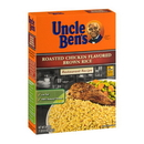 Uncle Ben'S Roasted Chicken Flavored Brown Rice 24.4 Ounce - 6 Per Case