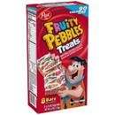 Post Gluten Free Fruity Pebbles Treats .78 Ounces Per Bar - 8 Per Pack - 8 Per Case