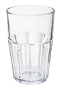 G.E.T. Enterprises 9910-1-CL Bahama Glass Double Rocks 10 oz 1-6 Dozen