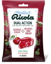 Ricola 9180 Dual Action Cherry Bags 2X12