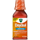 Vicks Dayquil 01435 Vicks Dayquil Liquid 2-6-8 Fluid Ounce