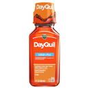 Vicks Liquid Dayquil 8 Fluid Ounces - 6 Per Pack - 2 Packs Per Case