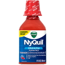 Vicks Nyquil 01425 Vicks Nyquil Cherry Liquid 2-6-8 Fluid Ounce