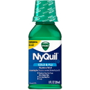 Vicks Nyquil 01424 Vicks Nyquil Original Liquid 2-6-8 Fluid Ounce