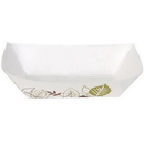 Dixie Kant Leek .25 Lb Polycoated Paper Food Tray 250 Per Pack - 4 Per Case