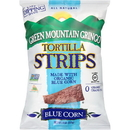 Green Mountain 2.00440 8 oz Green Mountain Gringo Organic Blue Tortilla Strips