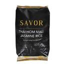 Savor Imports Long Grain Fragrant Jasmine Rice Bag 20 Pounds - 1 Per Case