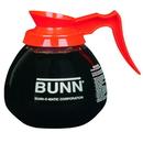 Bunn Orange Handle Glass Coffee Decanter 3 Per Pack - 1 Per Case