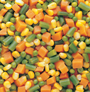 Commodity Mixed Vegetables #10 Can - 6 Per Case