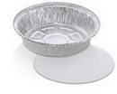 Jiffy Foil 8070COMBO 7 Inch Round Combo W/Laminated Lid