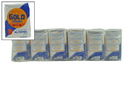Gold Medal Enriched Bleached Pre-Shifted All Purpose Flour 2 Pounds Per Pack - 18 Per Case