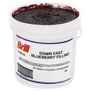Brill 10197851 Blueberry Filling 1-20 Pound