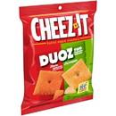 Cheez-It Sharp Cheddar & Parmesan Cheez-It Snack Mix 4.3 Ounce Bag - 6 Per Case