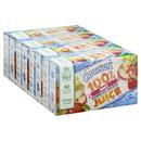 Capri Sun 100% Juice Ready To Drink Berry Juice 60 Fluid Ounce - 4 Per Case