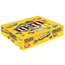 M&M'S Peanuts Single 1.74 Ounces Per Pack - 48 Per Box - 8 Boxes Per Case
