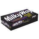 Milky Way Midnight Singles 1.76 Ounces - 24 Per Pack - 12 Packs Per Case