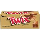 Twix Caramel Cookie Bars Singles 1.79 Ounce - 36 Count - 10 Per Case