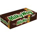 Milky Way King Size Candy Bar 3.63 Ounces - 24 Per Pack - 6 Packs Per Case