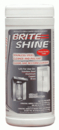 Brite Shine Ss Polish Wipes 6/40 Count Case