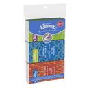 Kleenex Go Pack Pocket Pack Facial Tissue 3 Pack 10