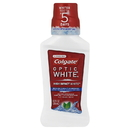 Colgate Optic White High Impact White Icy Fresh Mint 8 Fluid Ounce Bottle - 6 Per Case