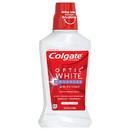 Colgate Optic White High Impact White Icy Fresh Mint Mouthwash 16 Fluid Ounce Bottle - 6 Per Case