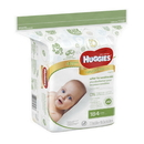 Huggies Natural Care Fragrance Free Baby Wipes Refill 184