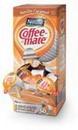 Coffee-Mate Vanilla Caramel Single Serve Liquid Creamer .375 Ounces Per Cup - 50 Per Pack - 4 Packs Per Case