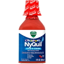 Nyquil 01433 Vicks Nyquil Children's Liquid 2-6-8 Fluid Ounce