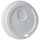 Dixie 9542500DX Dixie Lid- Dome Fits 10-16 oz. Perfectouch Cups And 12-20 oz. Hot Cups 500 Count Wisesize White