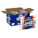 Kraft Jet-Puffed Jumbo Snack Marshmallow Jumbo 1.5 Pound Bags - 8 Per Case