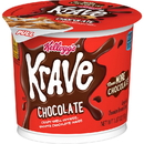 Kellogg'S Krave Chocolate Cereal 1.87 Ounces Per Bowl - 6 Per Pack - 10 Per Case