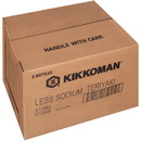 Kikkoman 01046 Less Sodium Teriyaki Sauce .5 Gallon Per Jug - 6 Per Case