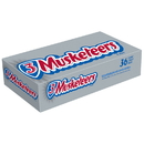 3 Musketeers 255389 3 Musketeers Chocolate Candy Bar 1.92 Ounces - 36 Per Pack - 10 Packs Per Case